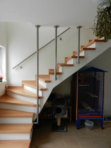 Treppengeländer indoor