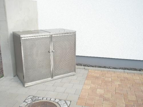 Wertstoffbox Toploader